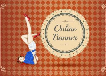 Online-Banner
